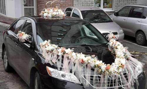 Оформление свадебного кортежа Идеи для свадьбы 91