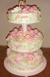 Свадебный торт: оригинальные идеи - Свадьба в Орле - полезные